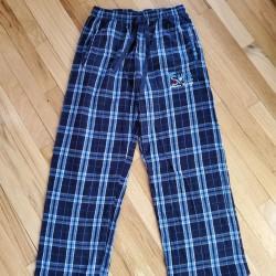 Flannel Unisex Ski Team Pajama Pants