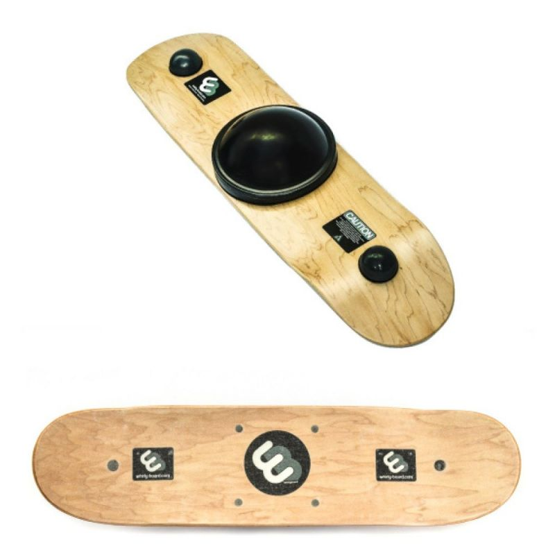 Maple Wood Balance Board