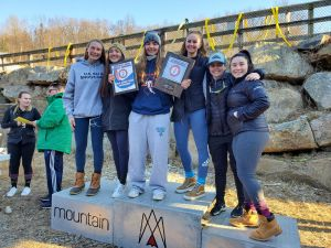 NJAC 2020 Girls Ski Team Champions