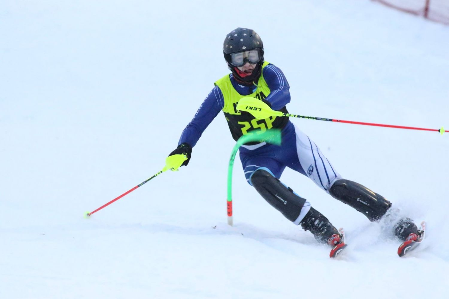 Connor - Slalom Race #2