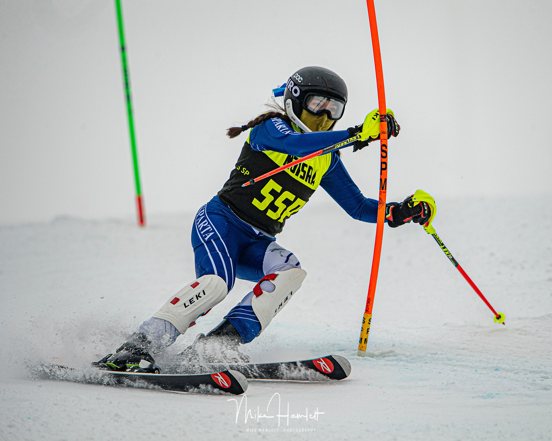 Rachel Young - Slalom States | Photo Credit: Mike Hamlett