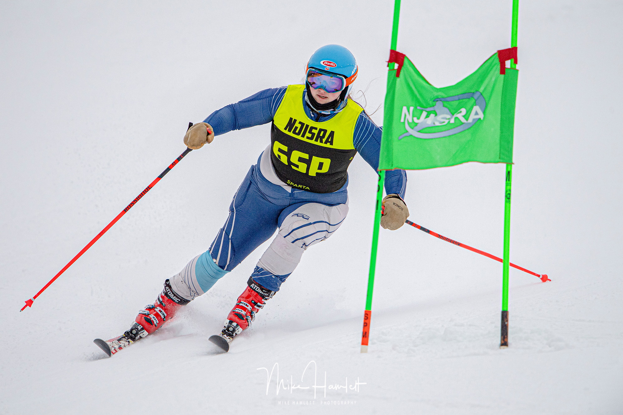 Rylee Selsor GS States | Photo Credit: Mike Hamlett